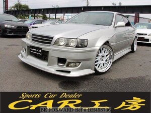 Used 2001 TOYOTA CHASER BH458736 for Sale
