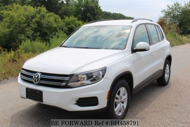 Used 2017 VOLKSWAGEN TIGUAN BH458791 for Sale