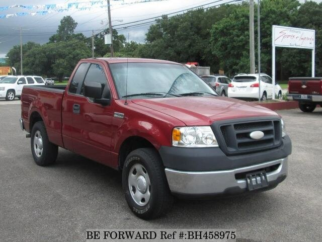 Used 2008 FORD F150 BH458975 for Sale