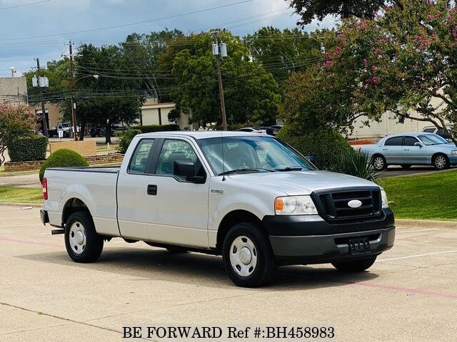 Used 2008 FORD F150 BH458983 for Sale