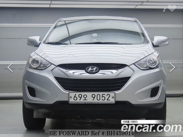 Used 2011 HYUNDAI TUCSON BH459014 for Sale