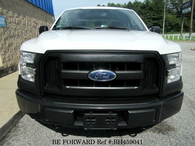 Used 2016 FORD F150 BH459041 for Sale
