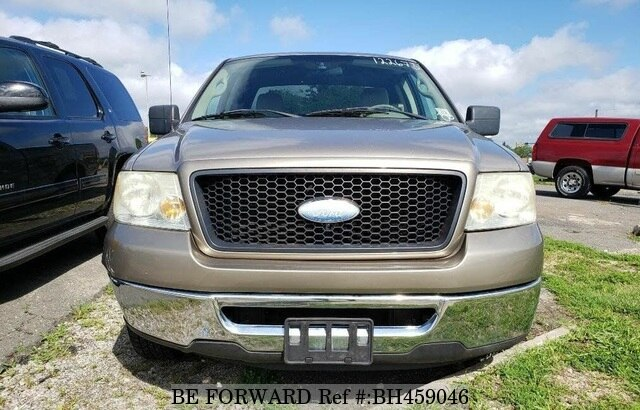 Used 2006 FORD F150 BH459046 for Sale