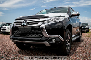 Used 2019 MITSUBISHI MONTERO BH459072 for Sale
