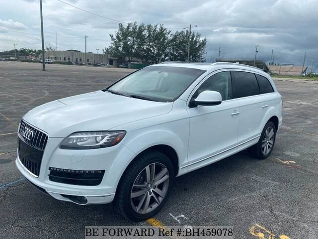Used 2015 AUDI Q7 BH459078 for Sale