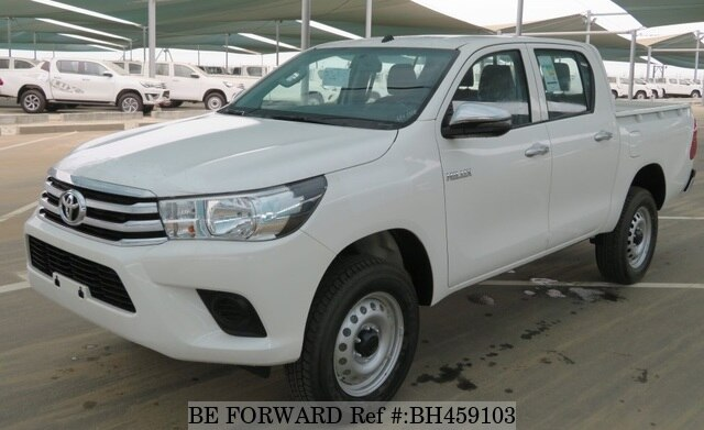 Used 2020 TOYOTA HILUX BH459103 for Sale