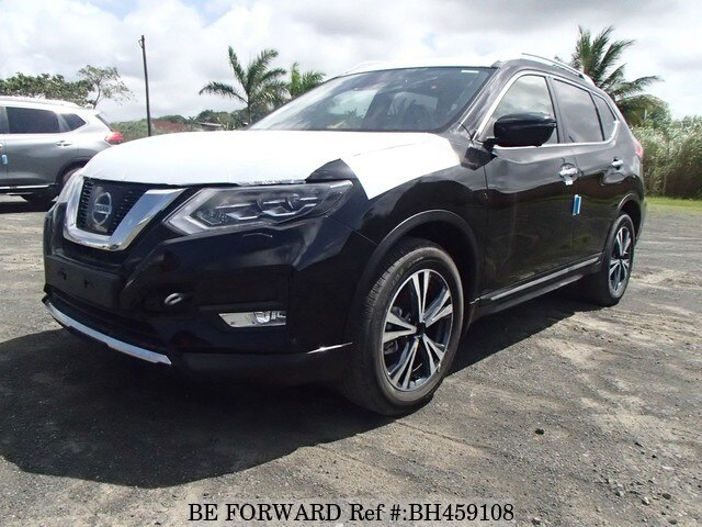 Used 2018 NISSAN X-TRAIL BH459108 for Sale