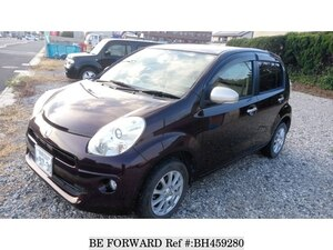 Used 2011 TOYOTA PASSO BH459280 for Sale