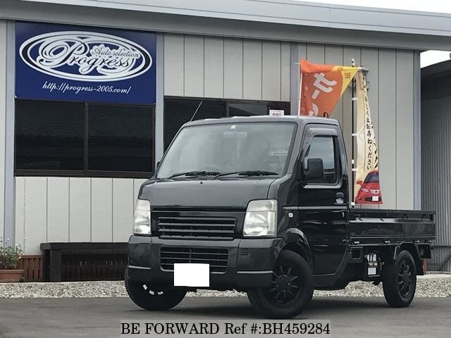 Used 2004 SUZUKI CARRY TRUCK BH459284 for Sale