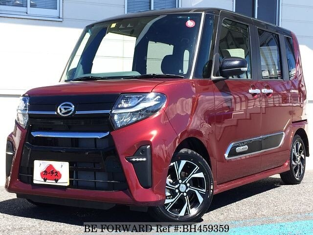 Used 2019 DAIHATSU TANTO BH459359 for Sale