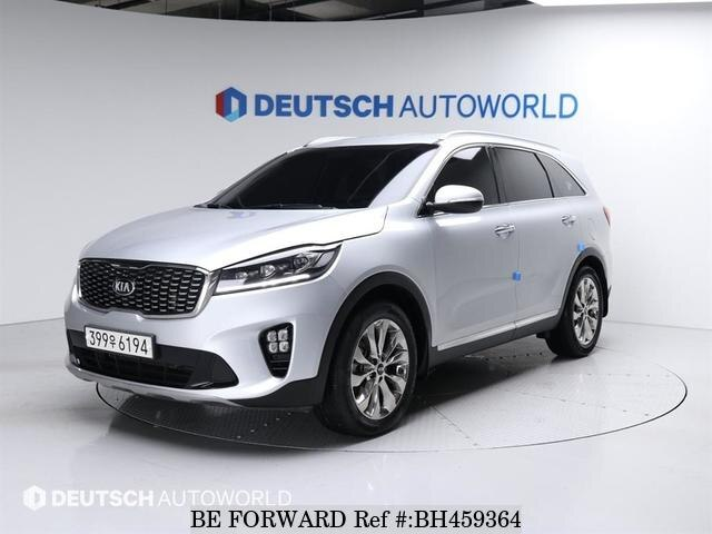 Used 2017 KIA SORENTO BH459364 for Sale