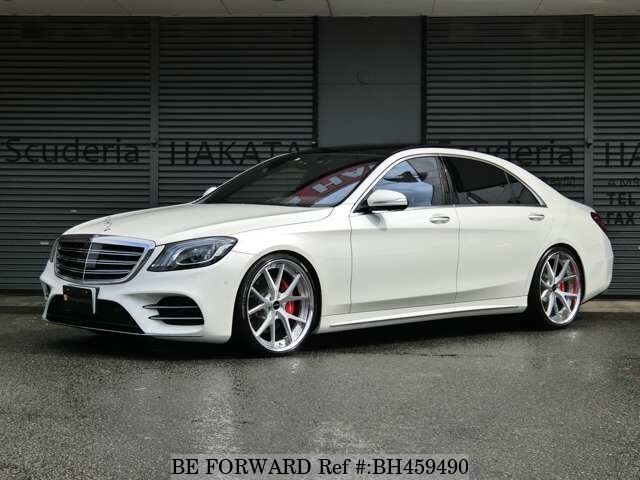 Used 2018 MERCEDES-BENZ S-CLASS BH459490 for Sale