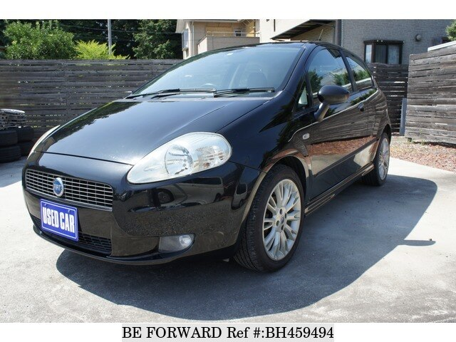 Used 2007 FIAT GRANDE PUNTO BH459494 for Sale
