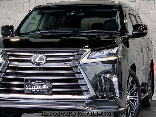 Used 2018 LEXUS LX BH459519 for Sale