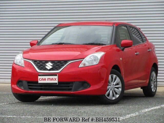 Used 2016 SUZUKI BALENO BH459531 for Sale