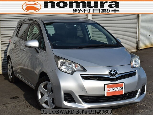 Used 2012 TOYOTA RACTIS BH459609 for Sale