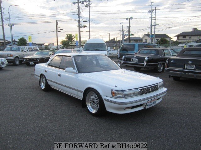 Used 1990 TOYOTA CHASER BH459622 for Sale