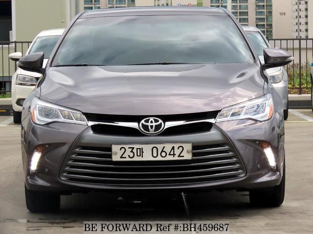 Used 2016 TOYOTA CAMRY BH459687 for Sale