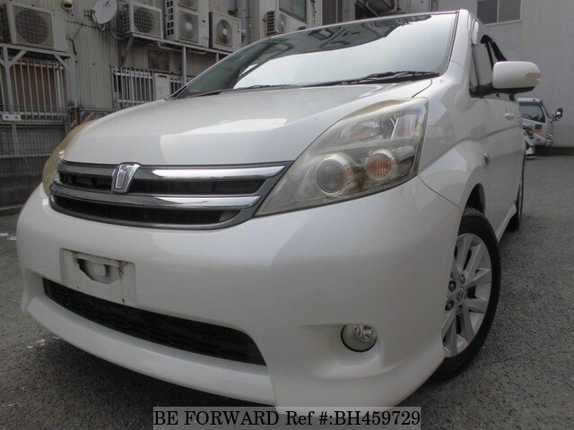 Used 2008 TOYOTA ISIS BH459729 for Sale