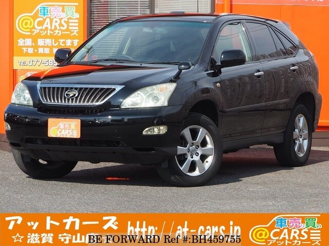 Used 2007 TOYOTA HARRIER BH459755 for Sale