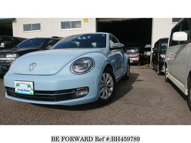 Used 2013 VOLKSWAGEN THE BEETLE BH459789 for Sale