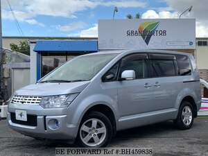 Used 2007 MITSUBISHI DELICA D5 BH459838 for Sale