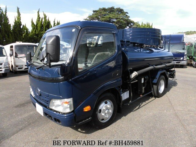 Used 2010 HINO DUTRO BH459881 for Sale