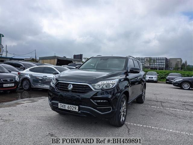 Used 2018 SSANGYONG REXTON BH459891 for Sale