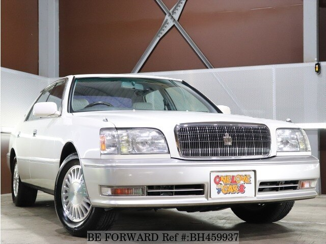 Used 1996 TOYOTA CROWN MAJESTA BH459937 for Sale