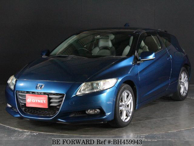 Used 2012 HONDA CR-Z BH459943 for Sale