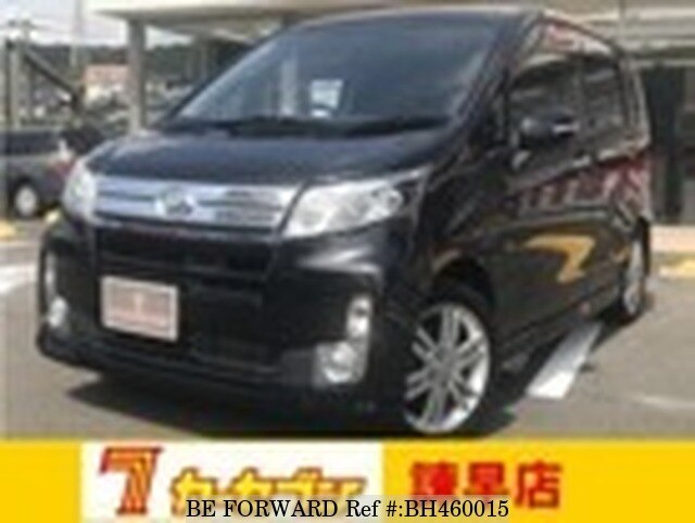 Used 2013 DAIHATSU MOVE BH460015 for Sale