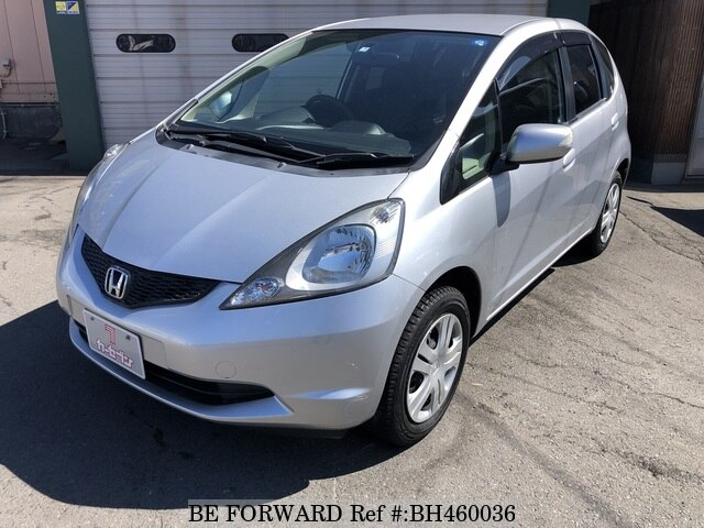 Used 2011 HONDA FIT BH460036 for Sale