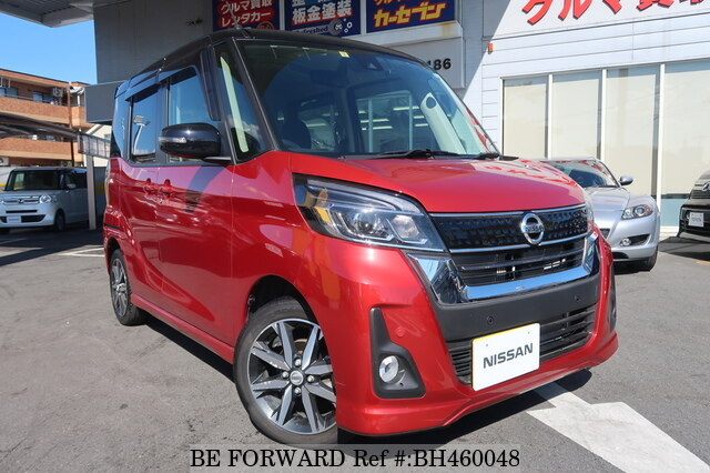 Used 2019 NISSAN DAYZ ROOX BH460048 for Sale