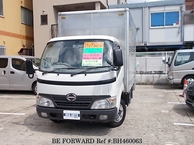 Used 2008 HINO DUTRO BH460063 for Sale