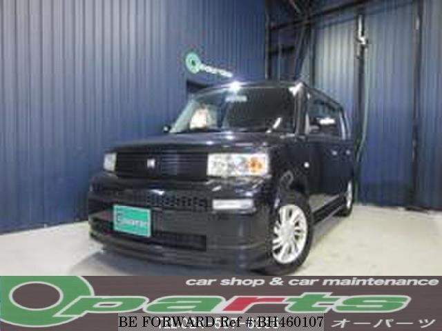 Used 2003 TOYOTA BB BH460107 for Sale