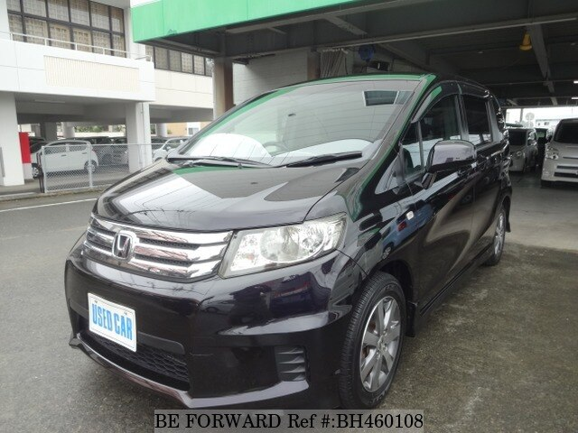Used 2011 HONDA FREED SPIKE BH460108 for Sale