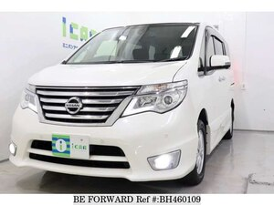 Used 2015 NISSAN SERENA BH460109 for Sale