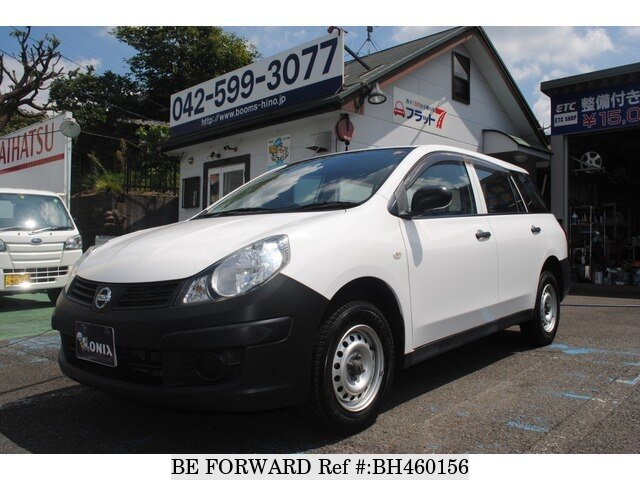 Used 2010 NISSAN AD VAN BH460156 for Sale
