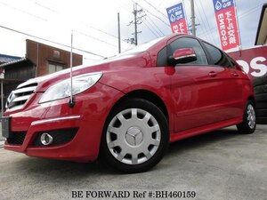 Used 2009 MERCEDES-BENZ B-CLASS BH460159 for Sale