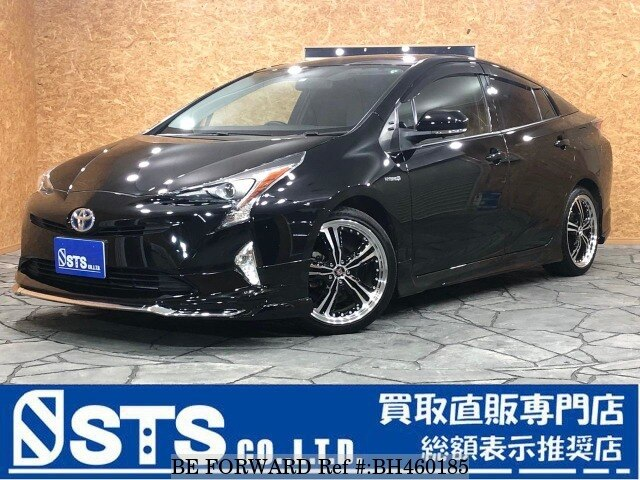 Used 2016 TOYOTA PRIUS BH460185 for Sale