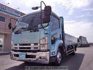 Used 2007 ISUZU FORWARD BH460207 for Sale