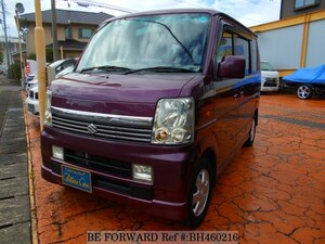 Used 2005 SUZUKI EVERY WAGON BH460216 for Sale