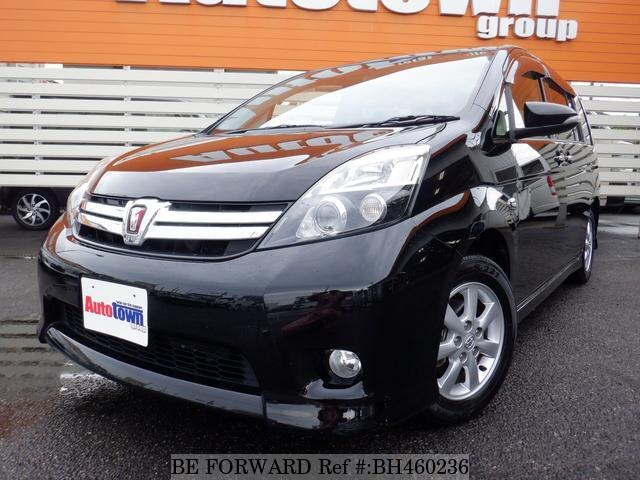 Used 2015 TOYOTA ISIS BH460236 for Sale