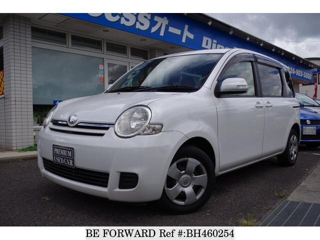 Used 2011 TOYOTA SIENTA BH460254 for Sale
