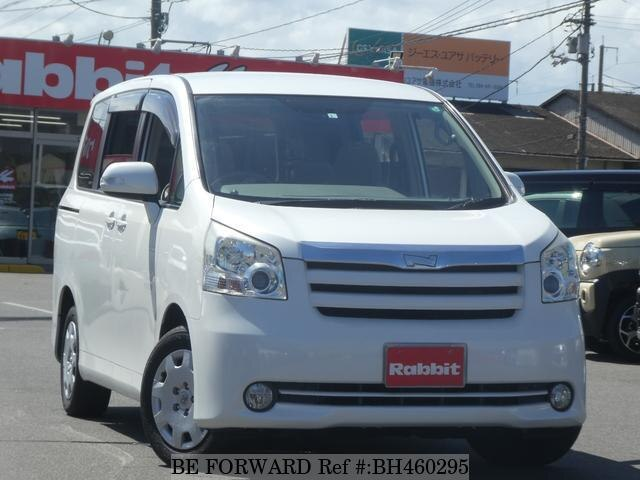 Used 2007 TOYOTA NOAH BH460295 for Sale