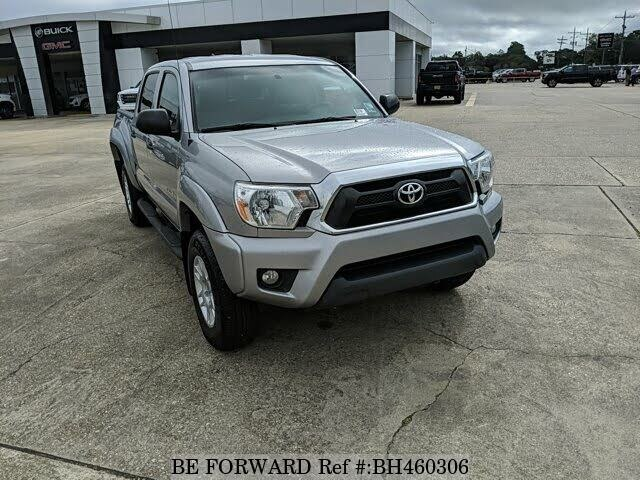 Used 2014 TOYOTA TACOMA BH460306 for Sale