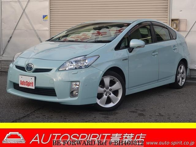 Used 2010 TOYOTA PRIUS BH460312 for Sale