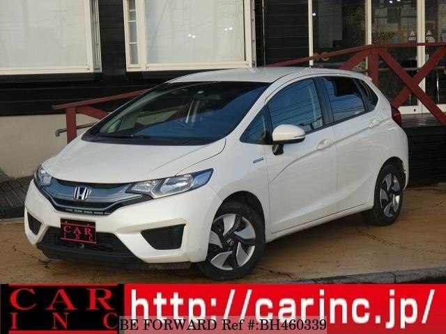 Used 2013 HONDA FIT HYBRID BH460339 for Sale