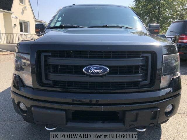 Used 2013 FORD F150 BH460347 for Sale