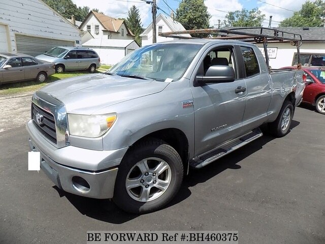 Used 2008 TOYOTA TUNDRA BH460375 for Sale